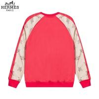 $40.00 USD Hermes Hoodies Long Sleeved O-Neck For Men #822892