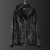 $102.00 USD Versace Tracksuits Long Sleeved O-Neck For Men #823242