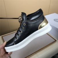 $80.00 USD Versace High Tops Shoes For Men #823447