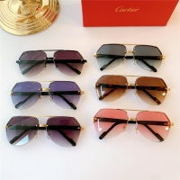 $44.00 USD Cartier AAA Quality Sunglasses #824159