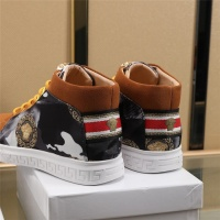 $82.00 USD Versace High Tops Shoes For Men #824544