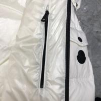 $161.00 USD Moncler Down Feather Coat Long Sleeved Zipper For Men #824712