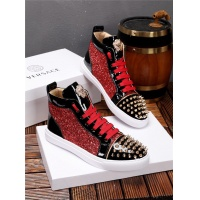 $82.00 USD Versace High Tops Shoes For Men #825238