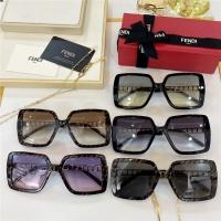 $65.00 USD Fendi AAA Quality Sunglasses #825742