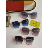 $45.00 USD Fendi AAA Quality Sunglasses #825763