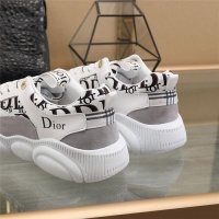 $82.00 USD Christian Dior Casual Shoes For Men #826276