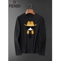 $34.00 USD Fendi T-Shirts Long Sleeved O-Neck For Men #826353