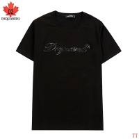 $27.00 USD Dsquared T-Shirts Short Sleeved O-Neck For Men #826571