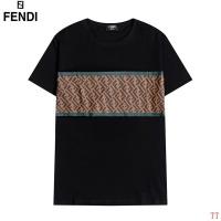 $27.00 USD Fendi T-Shirts Short Sleeved O-Neck For Men #826575