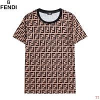 $27.00 USD Fendi T-Shirts Short Sleeved O-Neck For Men #826581