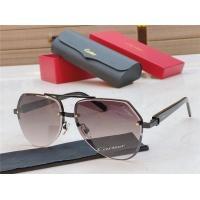 $45.00 USD Cartier AAA Quality Sunglasses #826872