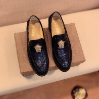 $80.00 USD Versace Leather Shoes For Men #826953