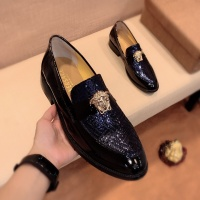 $80.00 USD Versace Leather Shoes For Men #826954