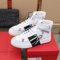 $98.00 USD Valentino High Tops Shoes For Men #827099
