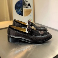 $80.00 USD Versace Leather Shoes For Men #827393