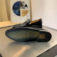 $80.00 USD Versace Leather Shoes For Men #827394