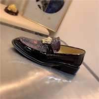$80.00 USD Versace Leather Shoes For Men #827406
