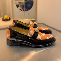 $80.00 USD Versace Leather Shoes For Men #827409