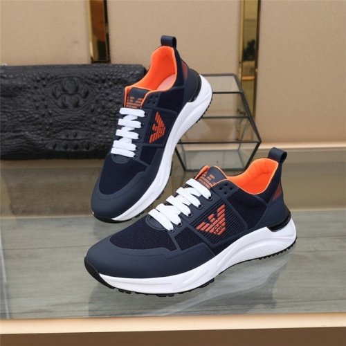 Armani Casual Shoes For Men #827717