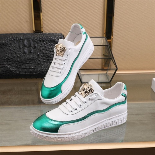 Versace Casual Shoes For Men #827724