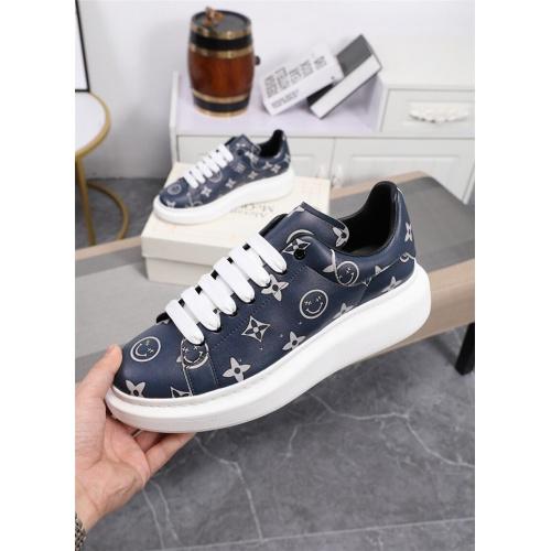 Alexander McQueen Casual Shoes For Men #827805