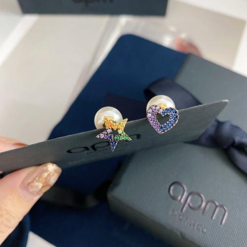 apm Monaco Earrings #827844