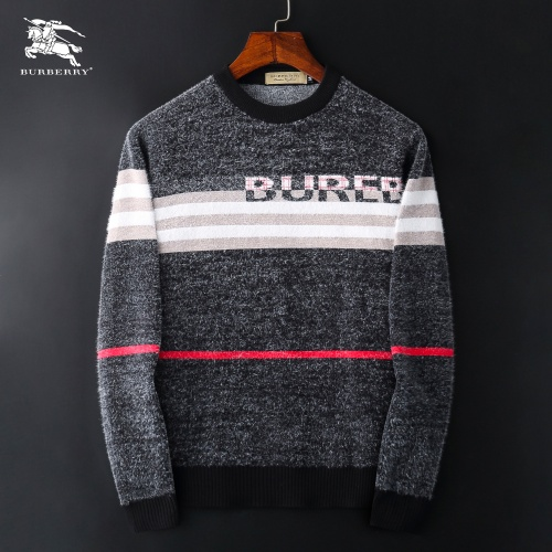 Burberry Sweaters Long Sleeved O-Neck For Men #827887