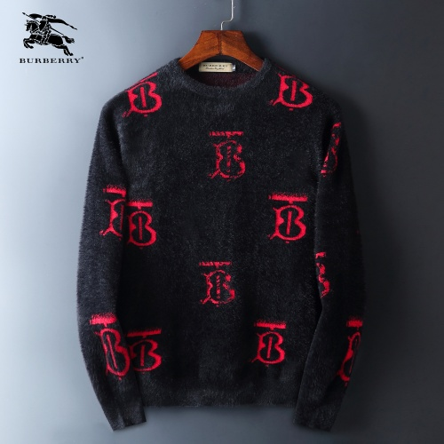 Burberry Sweaters Long Sleeved For Men #827893