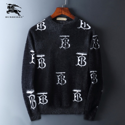 Burberry Sweaters Long Sleeved For Men #827894