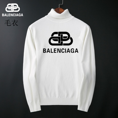 Balenciaga Sweaters Long Sleeved For Men #827895