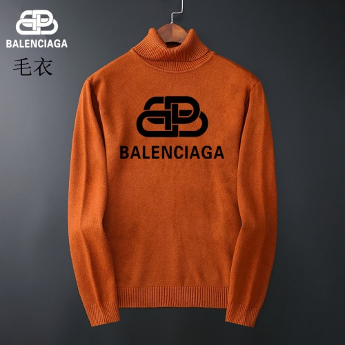 Balenciaga Sweaters Long Sleeved For Men #827896
