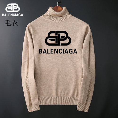 Balenciaga Sweaters Long Sleeved For Men #827897