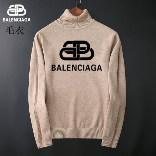 Balenciaga Sweaters Long Sleeved For Men #827897 $42.00 USD, Wholesale Replica Balenciaga Sweaters