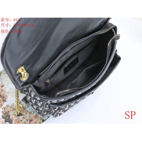 Replica Christian Dior Messenger Bags For Women #827928 $34.00 USD for Wholesale