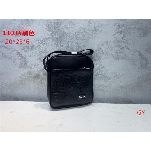 Fendi Messenger Bags For Men #827937