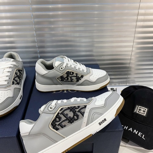 Christian Dior Casual Shoes For Women #827953 $115.00 USD, Wholesale Replica Christian Dior Casual Shoes