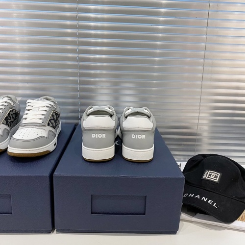 Replica Christian Dior Casual Shoes For Women #827953 $115.00 USD for Wholesale
