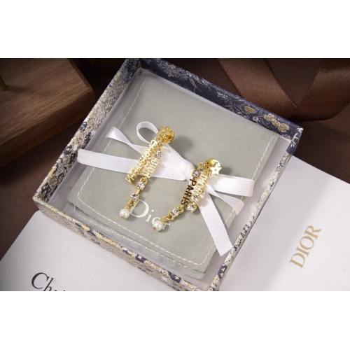 Christian Dior Earrings #828025