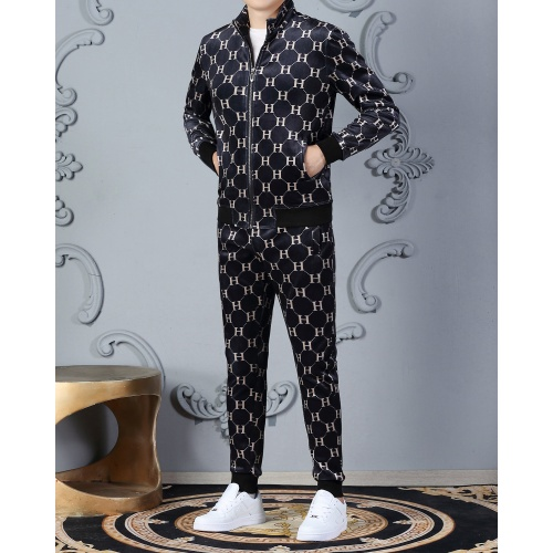 Hermes Tracksuits Long Sleeved Zipper For Men #828061 $102.00 USD, Wholesale Replica Hermes Tracksuits