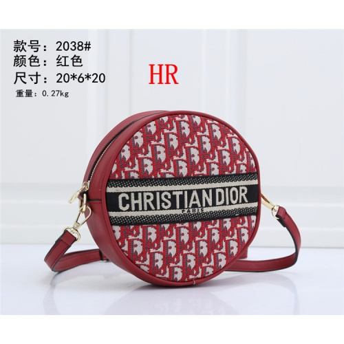 Christian Dior Messenger Bags For Women #828073 $29.00, Wholesale Replica Christian Dior Messenger Bags