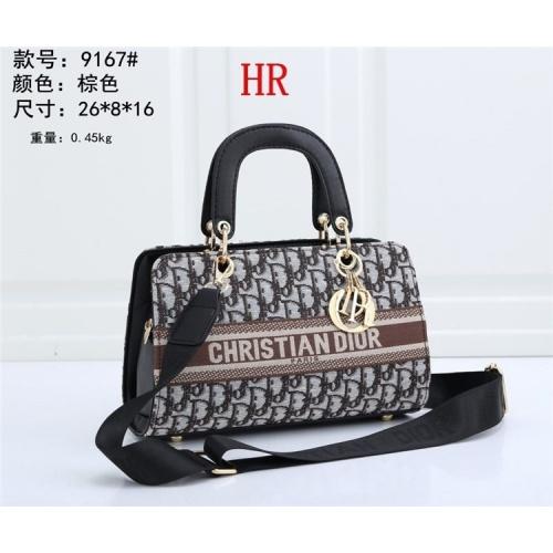 Christian Dior Messenger Bags For Women #828076 $29.00 USD, Wholesale Replica Christian Dior Messenger Bags