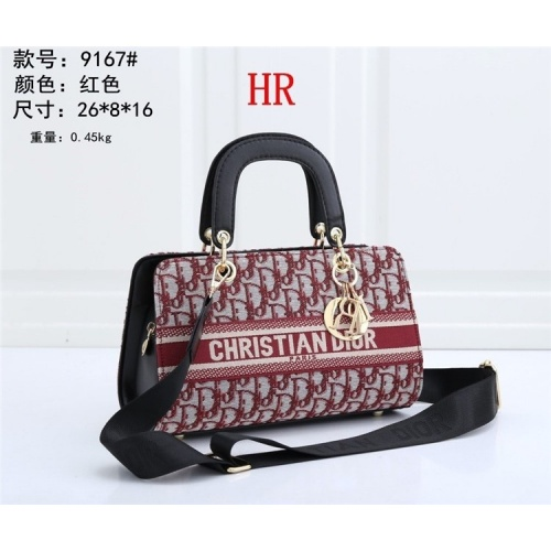 Christian Dior Messenger Bags For Women #828078 $29.00 USD, Wholesale Replica Christian Dior Messenger Bags