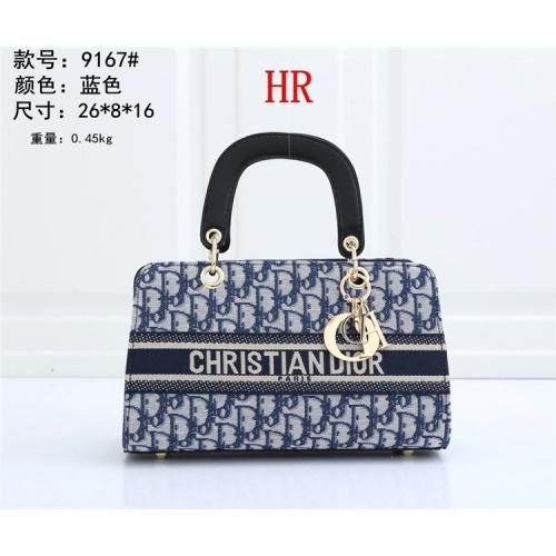Replica Christian Dior Messenger Bags For Women #828079 $29.00 USD for Wholesale