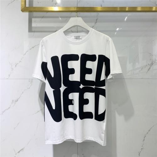 Valentino T-Shirts Short Sleeved O-Neck For Men #828104 $41.00, Wholesale Replica Valentino T-Shirts