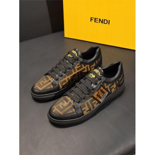 Fendi Casual Shoes For Men #828109