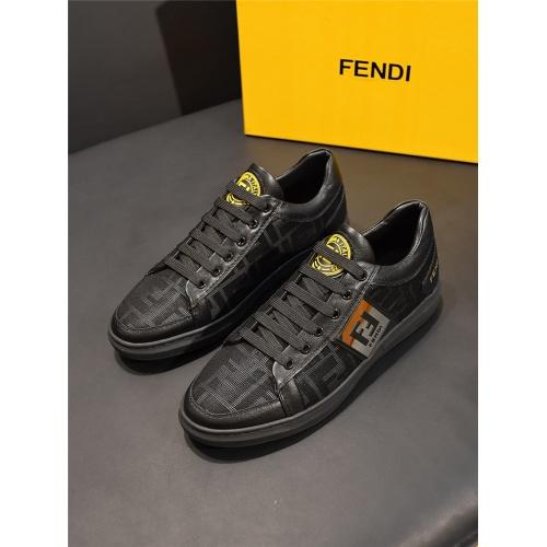Fendi Casual Shoes For Men #828110