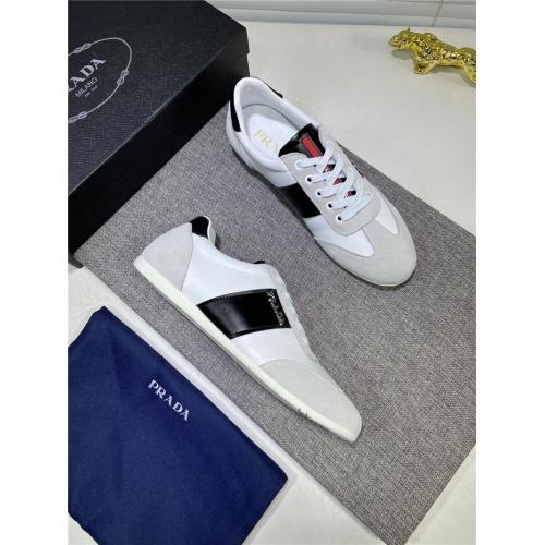 Prada Casual Shoes For Men #828117