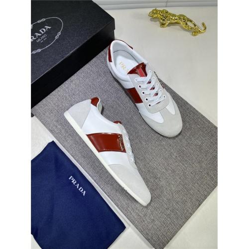Prada Casual Shoes For Men #828118