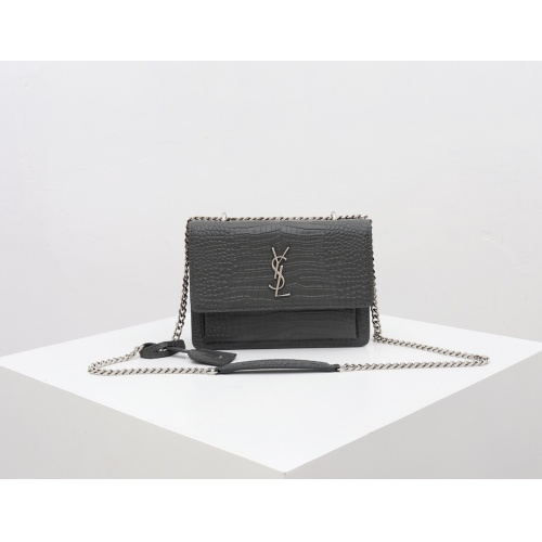 Yves Saint Laurent YSL AAA Quality Messenger Bags For Women #828140