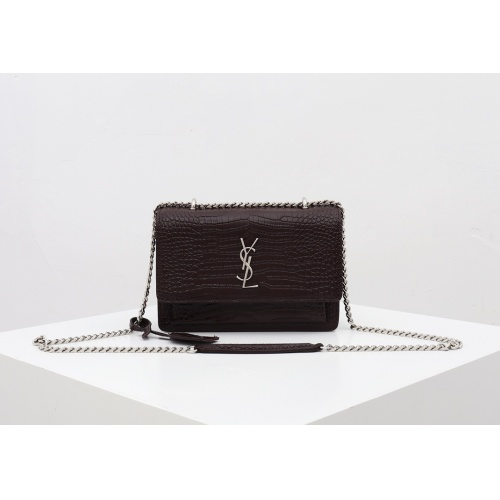 Yves Saint Laurent YSL AAA Quality Messenger Bags For Women #828143